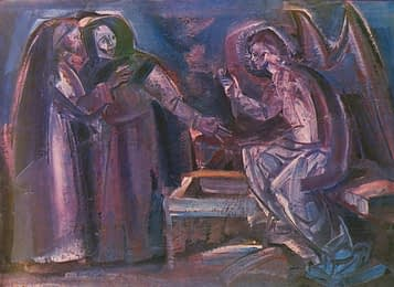 Oscar di Prata - L'angelo al sepolcro