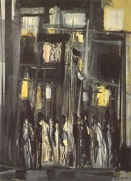 Oscar di Prata - Città di notte