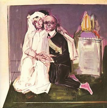 Oscar di Prata - Matrimonio del dignitario