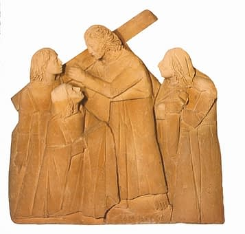 Olves di Prata - Cristo incontra le pie donne